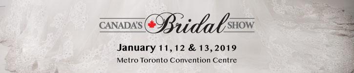 Canada's Bridal Show Fall 2018
