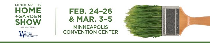 sorry ticket sales for this event have closed - Minneapolis Home And Garden Show